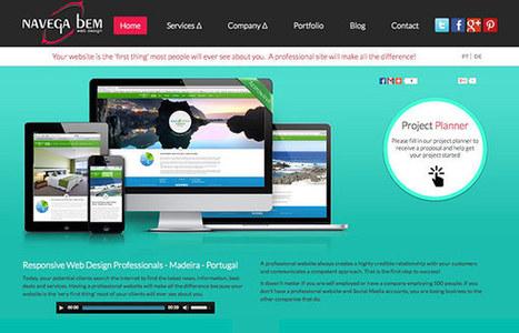 Navega Bem launches its new responsive Joomla! website | CMS & Joomla! Solutions | Web Design Portugal | Scoop.it