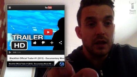 #UKEdChat TeachTweet5 - Video 02 (Touchcast) - Via @ict_mrp | UKEDCHAT TeachTweet Videos | Scoop.it