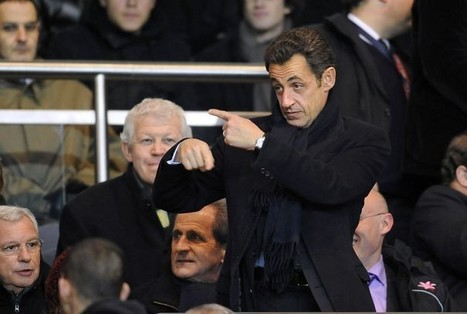 Nicolas Sarkozy retrouve une tribune | coca cola | Scoop.it