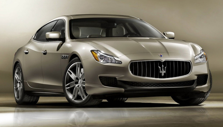 2014 Maserati Quattroporte Engine Specs Revealed | Auto Blog | Auto Guide India | Scoop.it