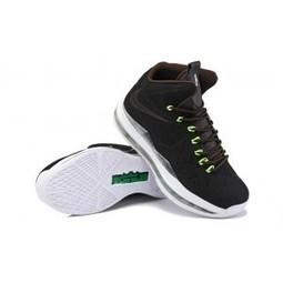 LeBron X EXT Black Nubuck Green New Sale Basketball Cheap | Nike Lebron 10 | Scoop.it