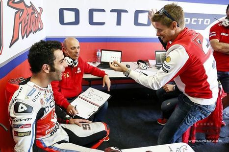 Petrucci: Stoner may race in Austria | Ductalk Ducati News | Scoop.it