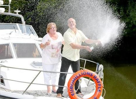 Wayne and Desirée Home from East Farleigh win £1million on EuroMillions Raffle Ticket bought at Barming Post Office in Bull Orchard, Maidstone | Euromillions | Scoop.it