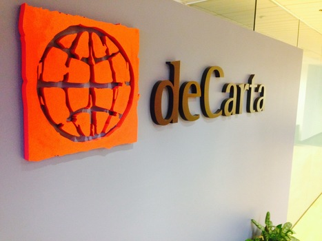 Uber buys deCarta mapping service - SiliconBeat | Peer2Politics | Scoop.it