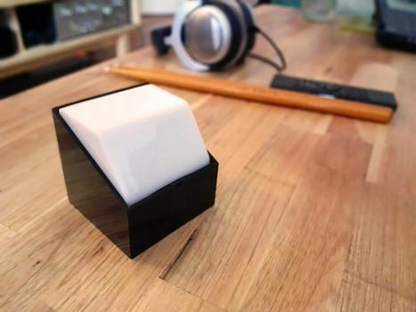 MOW, le luminaire insolite à soutenir sur Kickstarter ! - | Design insolite | Scoop.it