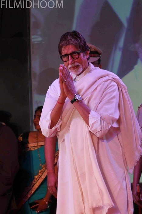 Amitabh Bachchan launches road safety awareness campaign by Thane traffic police | newfilmstills.com | Scoop.it
