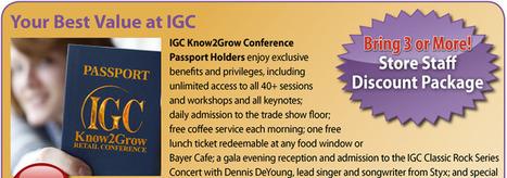 Independent Garden Center Show 2012 | Annie Haven | Haven Brand | Scoop.it
