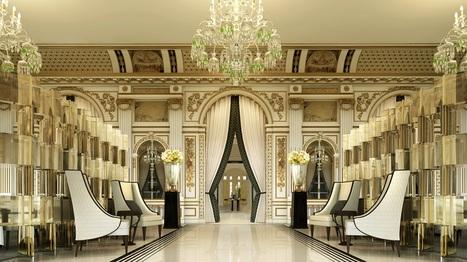 Hôtel The Peninsula Paris ou la Résurrection du Majestic | Luxury hôtels Paris | Scoop.it