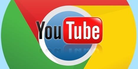 Tecnología Applicada: Extensiones para descargar vídeos de YouTube desde Google Chrome | Adiós Mozilla | Scoop.it