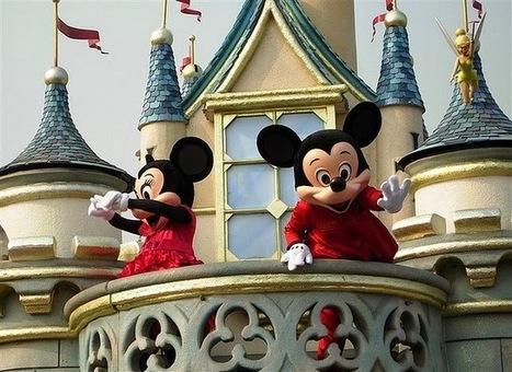 The Magical City of Disneyland   Anaheim Hotel   Scoop.it