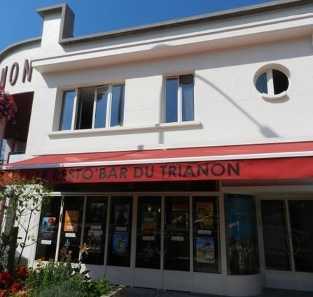 Le Resto'Bar du Trianon - Le Trianon - Cinéma Le Trianon- ROMAINVILLE | Parisian'East : à table ! Les Restau et les Bars de la communauté urbaine des amoureux de l'Est Parisien. | Scoop.it