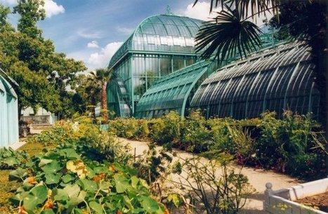 Roland-Garros veut smasher un magnifique jardin botanique | Crakks | Scoop.it