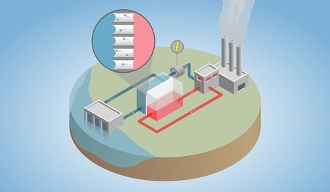 Technology turns wasted heat into power | Sustain Our Earth | Scoop.it