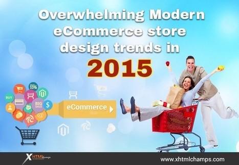 Overwhelming Modern eCommerce store design trends — Medium | Web Design and Development | Scoop.it