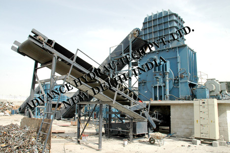 Know How Industrial Metal Shredding Machine Shred Scrap Metals at Lowest Cost Per Ton | Software | Scoop.it