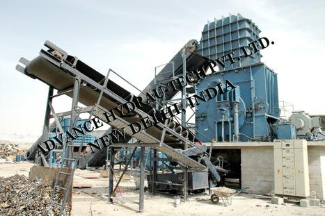 Know How Industrial Metal Shredding Machine Shred Scrap Metals at Lowest Cost Per Ton | Scrap Processing Machines | Scoop.it