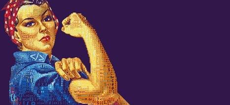 Femmes et numérique : veulent mieux faire ! | web@home    web-academy | Scoop.it