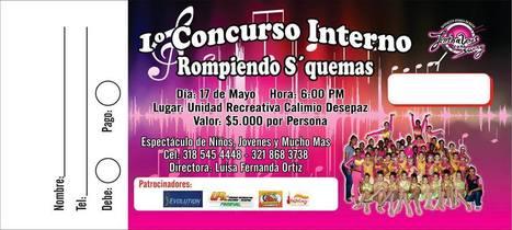 CALI SE VISTE DE INTERNOS  Y CONCURSOS | musik | Scoop.it