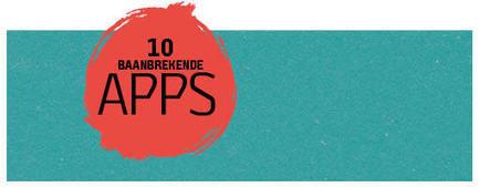 'Tien apps die de wereld gaan veranderen' - Emerce   Mediawijsheid   Scoop.it