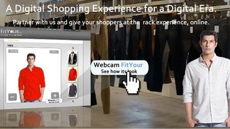 Ajay Kumar - Google+ | Virtual Dressing Room App | Scoop.it