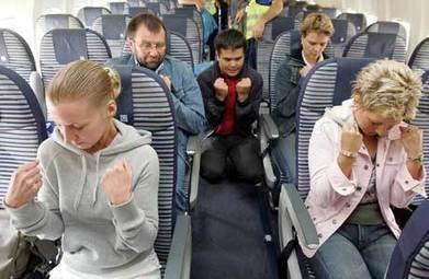 Vincere la paura di volare - Le Scienze | Psicologia e Psicoterapia | Scoop.it