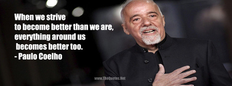 Facebook Cover Image - Paulo Coelho Quotes - TheQuotes.Net | Facebook Cover Photos | Scoop.it