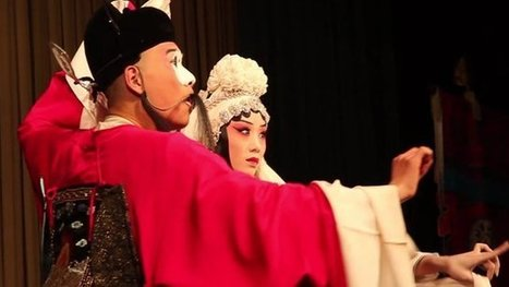 Peking Opera: Keeping an old Chinese art form alive - BBC News | F-2 Arts - Focus on China | Scoop.it