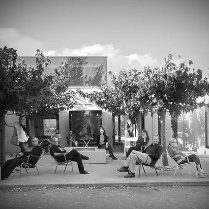Stoa : Architecture | Urbanisme | Paysage | Design | URBANmedias | Scoop.it