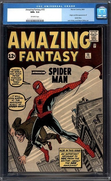 The 10 Most Expensive Comic Books Ever Sold | Comic Book Trends | Scoop.it