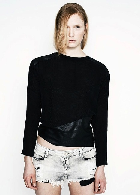[new thread on #thefashionspot] Sofie Broe, new face @ Unique Models (Copenhagen) | Fashion | Scoop.it