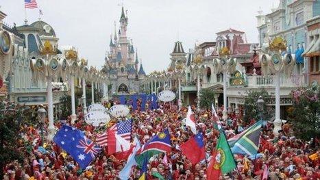 Une tournée européenne pour trouver un emploi chez Disneyland Paris - France 3 Paris Ile-de-France | Val d'Europe | Scoop.it