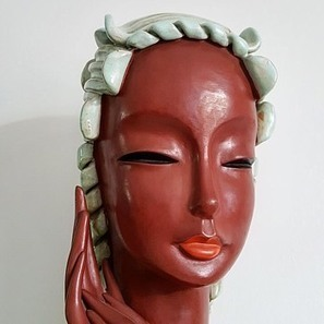 RARE ART DECO GOLDSCHEIDER BUST , CIRCA 1937   Collectors Weekly   hagenauer and art deco busts   Scoop.it