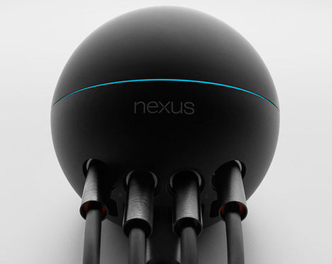 Google Launches TI OMAP4460 Powered Nexus Q Media Player | Embedded Systems News | Scoop.it