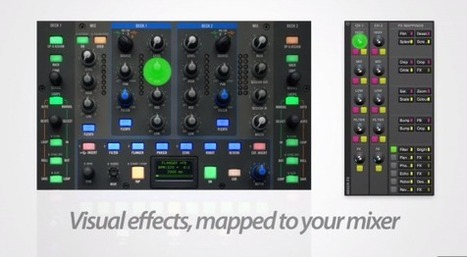 Map Video FX To Your Mixer With MixEmergency 2.6   DJing   Scoop.it