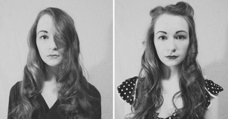 This 16-Year-Old Student Shows What Fashion Was Like In Every Decade From The 1920s.  Her 1970s Photo Looks Completely Real! | Fashion | Scoop.it