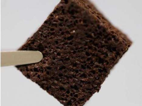 Coffee-infused foam removes lead from contaminated water | Socialart | Scoop.it