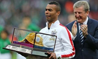 Roy Hodgson has described leaving Ashley Cole out of his World Cup | busness | Scoop.it