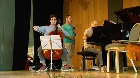 Du violoncelle au programme des Master Classes de St-Jean-de-Luz - France 3 Aquitaine   BABinfo Pays Basque   Scoop.it