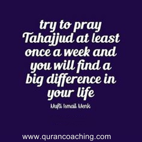 Tahajjud | Quran Online | Scoop.it