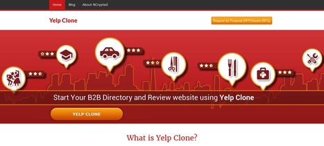Yelp Clone - Get multiple benefits in single place | Yelp Clone | Yelp Clone Script | Scoop.it