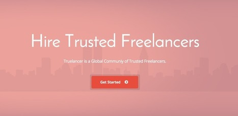 Free Signup for Freelancers and Employers - Truelancer | Ajarn Donald's Educational News | Scoop.it