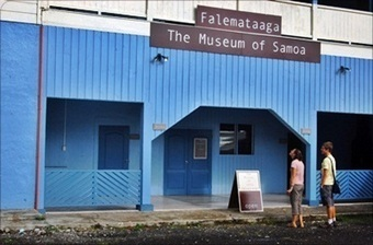 The Museum of Samoa | Libraries in Samoa | Scoop.it