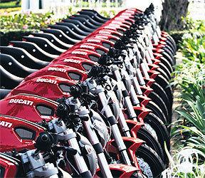 Ducati's new little monster   Bangkok Post:   Ductalk Ducati News   Scoop.it