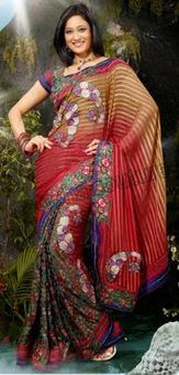 Indian Actress Shweta Tiwari Saree & Lehenga   Justhottest   Scoop.it