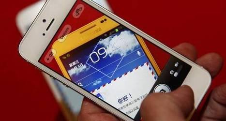 Apple vai lançar 2 modelos de iPhone com telas maiores este ano, diz jornal | Linguagem Virtual | Scoop.it