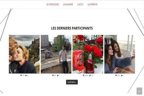 Comment Cacharel utilise les réseaux sociaux pour créer le désir de parfum | L'actualité des réseaux sociaux | Scoop.it