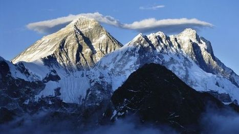 There's too much poo on Mount Everest ... | Quirky (with a dash of genius)! | Scoop.it