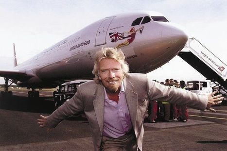 Richard Branson's advice for building a global business | Competitive Edge | Scoop.it