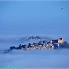 Gradara's castle by Giuliano Mangani | Le Marche another Italy | Scoop.it