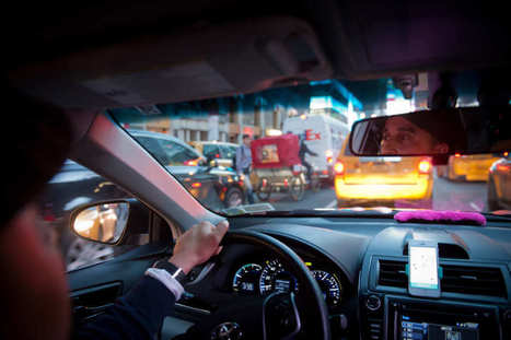 We Asked 10 Black-Car Drivers If They Prefer Working for Lyft or Uber — Here's Why Lyft Won By a Landslide | Urban Mobility | Scoop.it